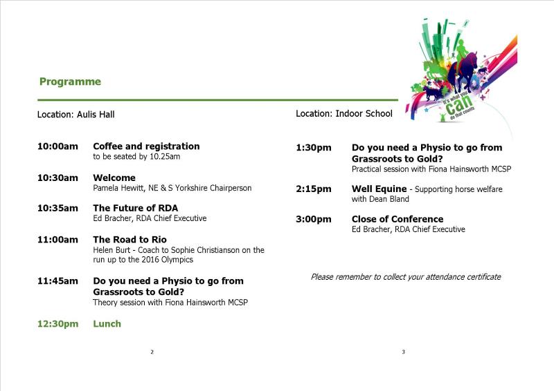 Programme P2